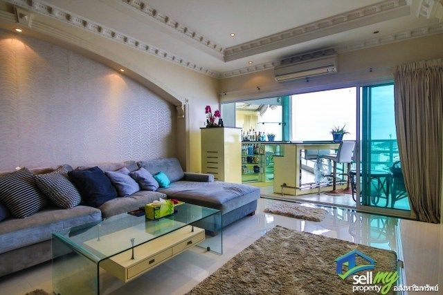 View Talay 6 - Full Sea View - Condominium - Na Kluea -