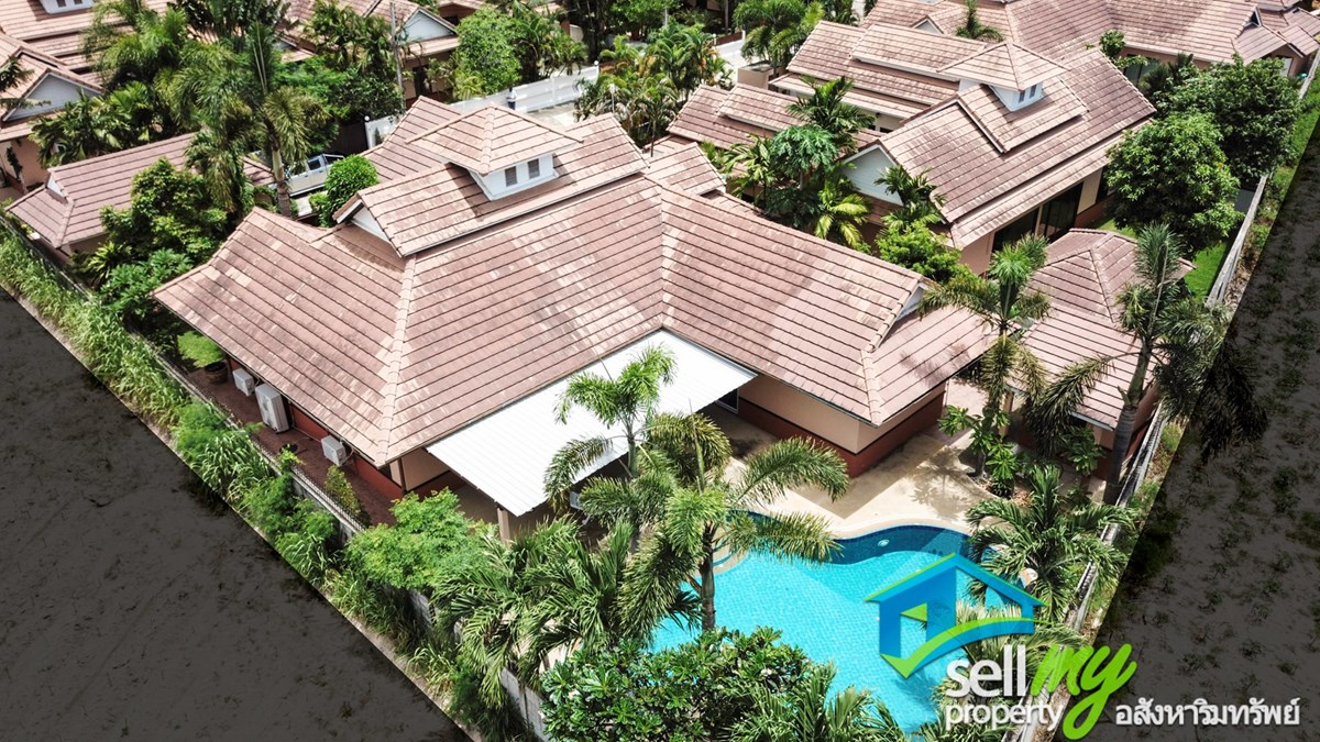 Large Bang Saray Pool Villa - House -  -
